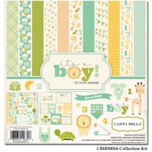 Carta Bella - IT´S A BOY Collection Kit - kompletní sada